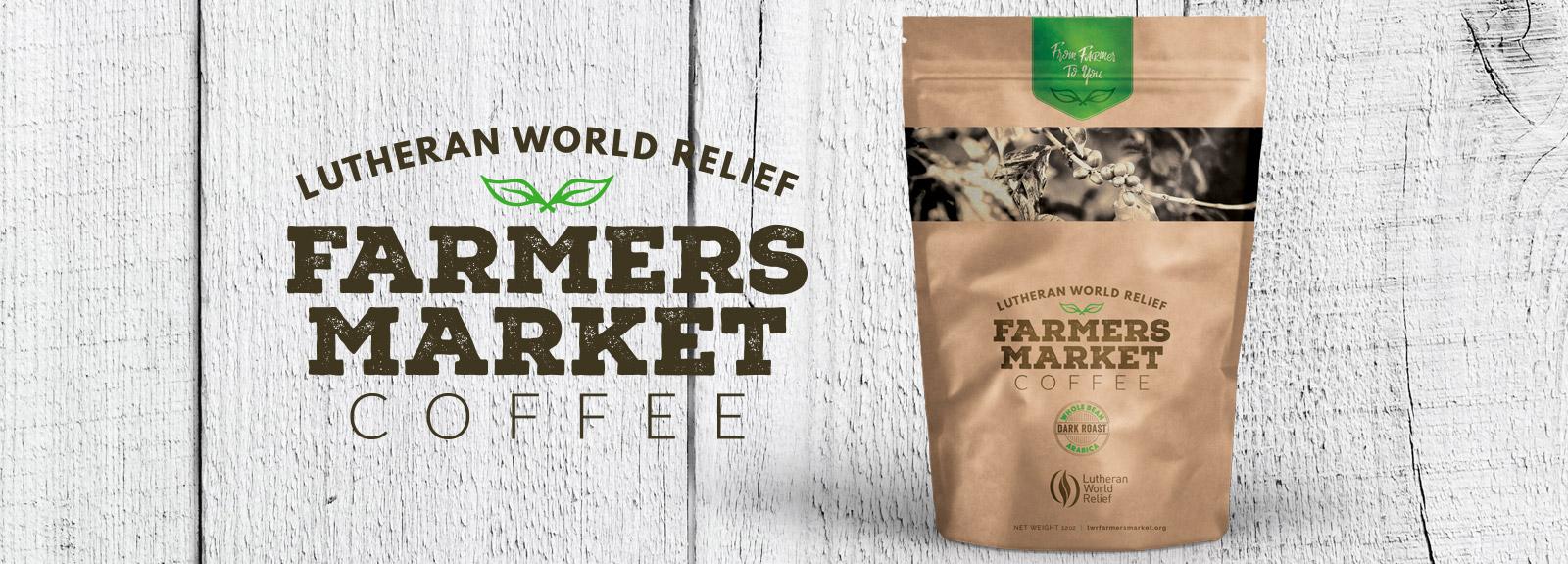 LWR Farmers Market Coffee   Lutheran World Relief