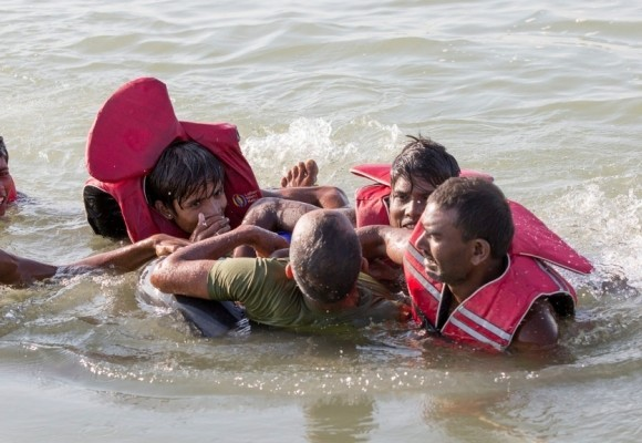 Preparing for the next flood on the India-Nepal border
