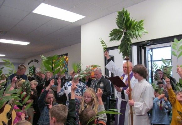 How Lutheran congregations helped transform the business of palms