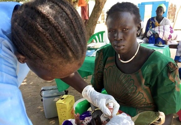 Lack of maternal deaths at South Sudan clinic hailed as a three-year miracle