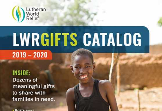LWR Gifts Catalog - Fall 2019
