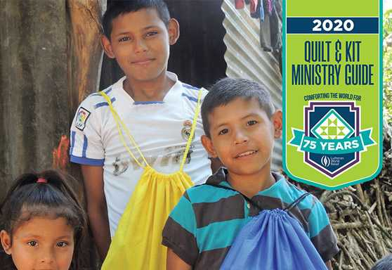 Quilt & Kit Ministry Guide 2020