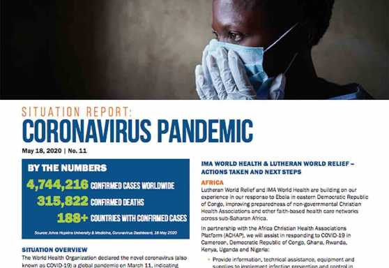 Situation Report: Coronavirus Epidemic No. 11