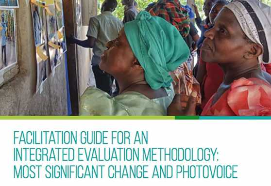 Facilitation Guide For An Integrated Evaluation Methodology: Most Significant Change And Photovoice