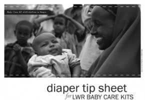 Diaper Tip Sheet