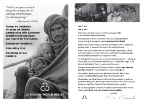 LWR Sunday Bulletin Insert (black and white)