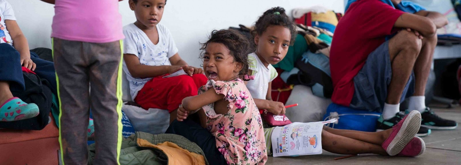 More than 3.5 million people who have left Venezuela since it descended into a political and economic crisis that has left essentials like food and basic hygiene products.