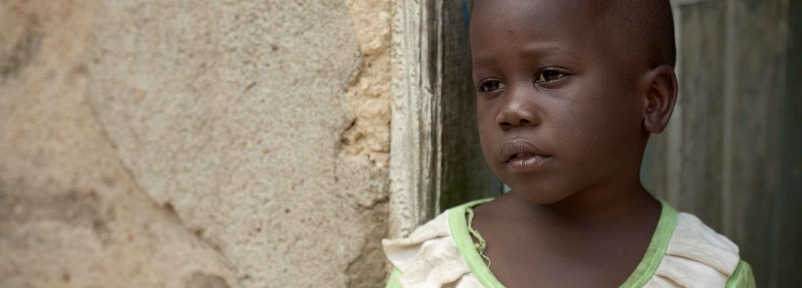 Christivie Mulonda is a 5-year-old survivor of Ebola in Beni, a city in eastern Democratic Republic of Congo that was hard hit by the outbreak that began in 2018. Innocent children like Christivie need your love now.