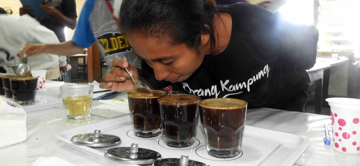 Coffee cuppers perform an important service to both coffee farmers and you, as the consumer.
