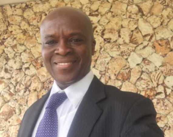 Hamid Mansaray - Senior Regional Director, West Africa and Haiti in Lutheran World Relief